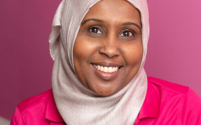Asha Omar: Why I fell in love with Elder Care