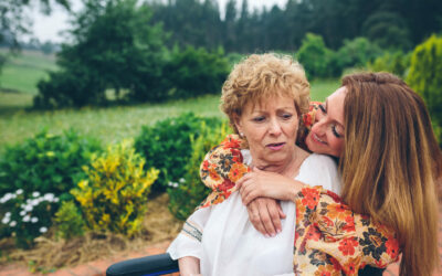 Dealing with Aggressive Behavior in Someone with Dementia