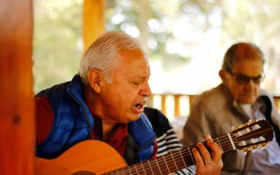 Music Therapy for Someone with Alzheimer's Disease or Dementia